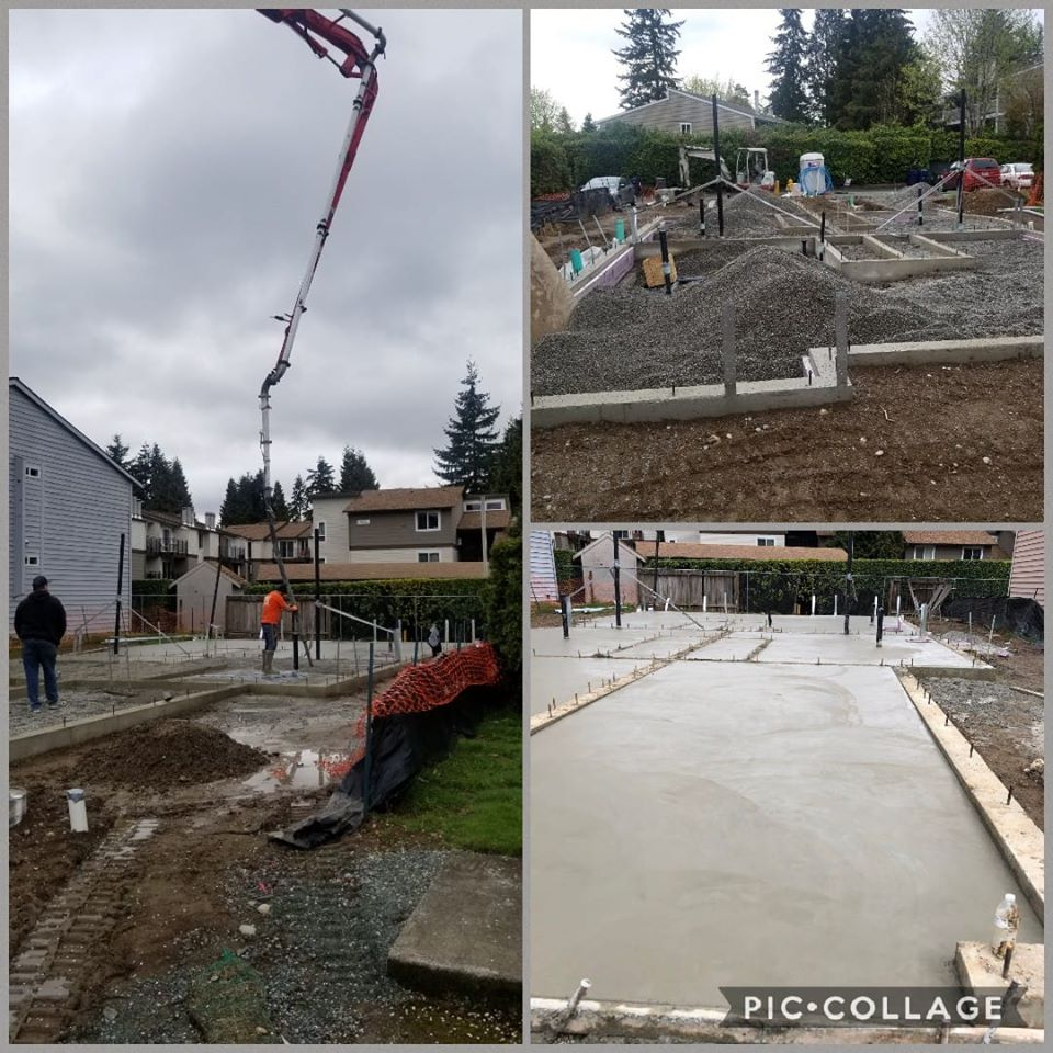 Concrete Foundation and Slab on Grade