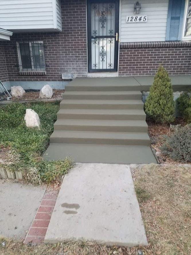 Front Steps Broom